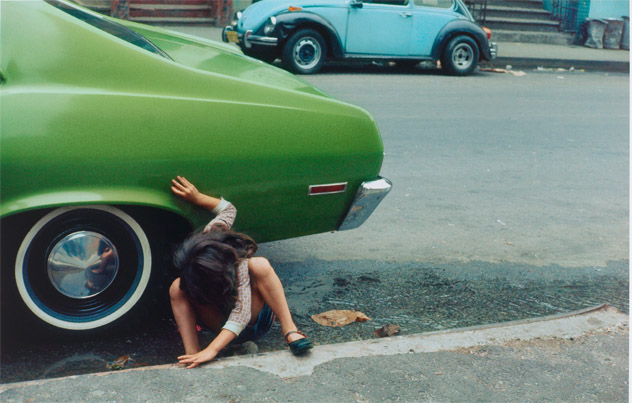 Bild: Helen Levitt, New York 1980