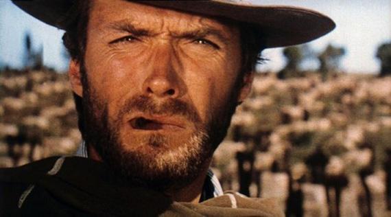 Clint Eastwood in: IL BUONO, IL BRUTTO, IL CATTIVO