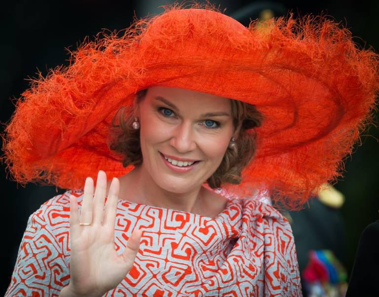 Queen Mathilde of Belgium, 21. Juli 2014